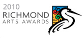 2010 Richmond Arts Awards Logo