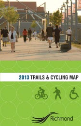 trails and cycling map