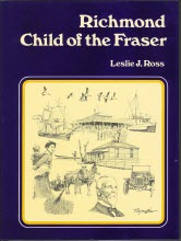 Richmond Child of the Fraser cover