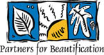 Partners for Beautification Logo