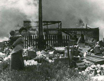 Pictorial History of the Steveston Fire