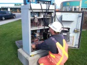 Maintenance of Signal Control Box