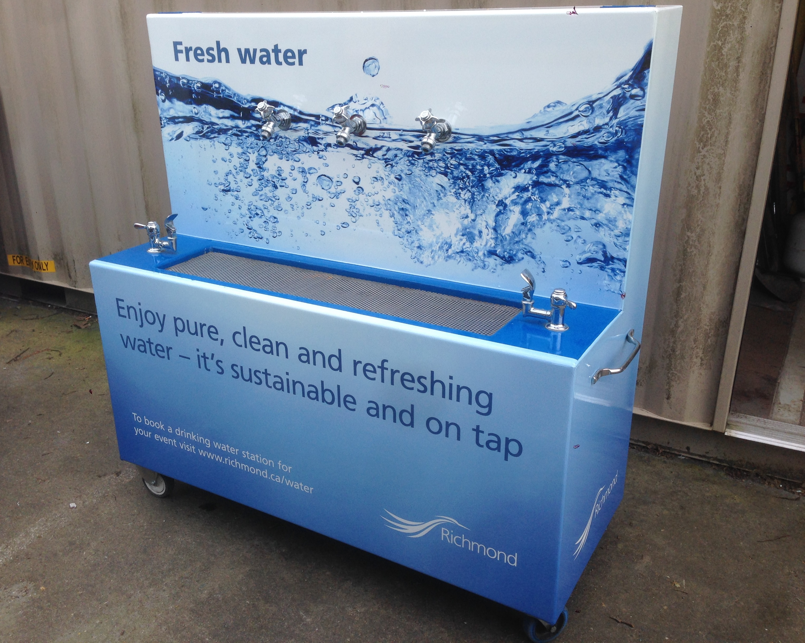 Tap Water Station - New