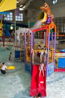 Watermania play structure
