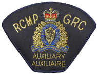 Auxiliary Constable Badge