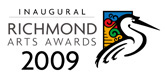 Richmond Artist Awards Logo