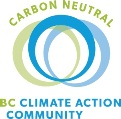 BC Climate Action Community Logo