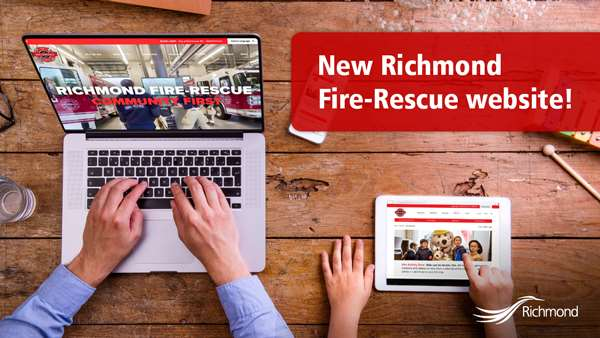New Fire-Rescue Website