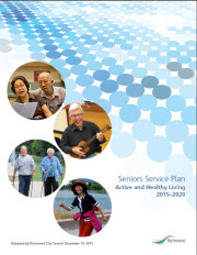 Seniors Services Cover Page