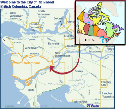 City of Richmond BC Discover Richmond British Columbia Canada