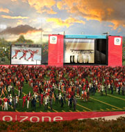 O Zone Site Rendering - Section